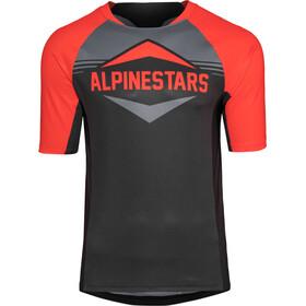 Alpinestars Mesa Bike Jersey Shortsleeve Men red/black